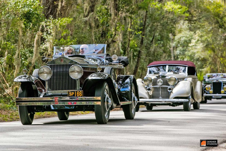2016 Amelia Concours Rolls-Royce Ascot Phaeton