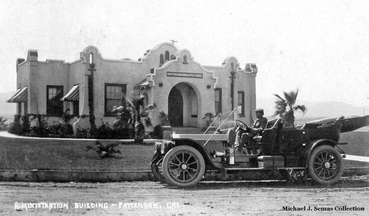 Circa 1910 Peerless 6-Cyl. Touring Car