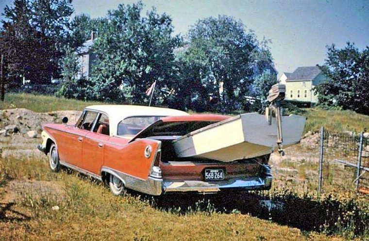 Early-1960s Plymouth