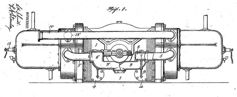 John W. Pitts Six-Stroke Engine