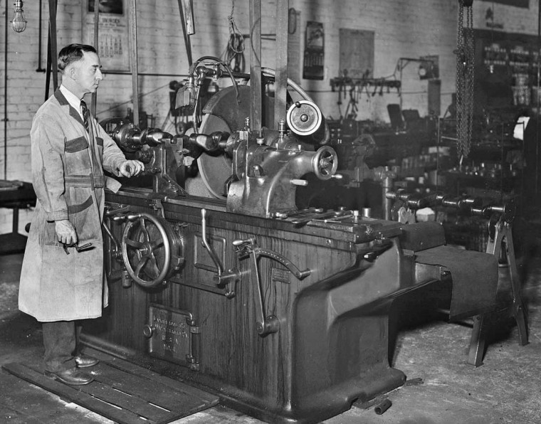 crankshaft machine shop