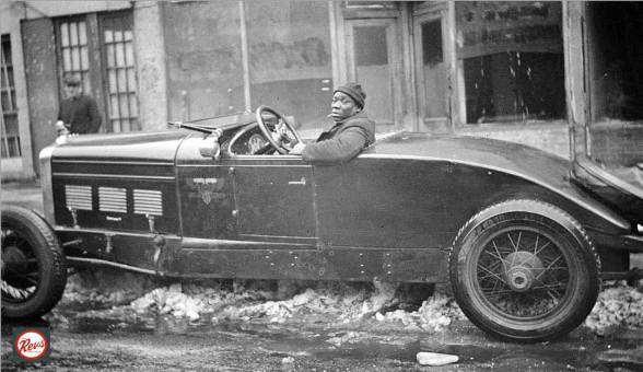 Late-1920s Stutz Speedster