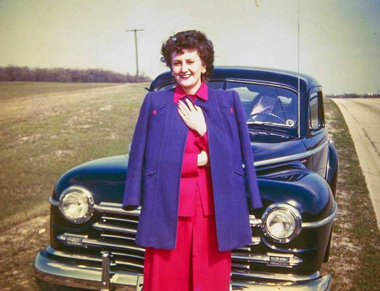 Late-1940s Dodge Sedan