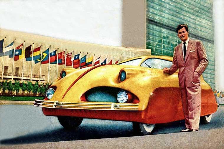 Phaeton Cosair 1954