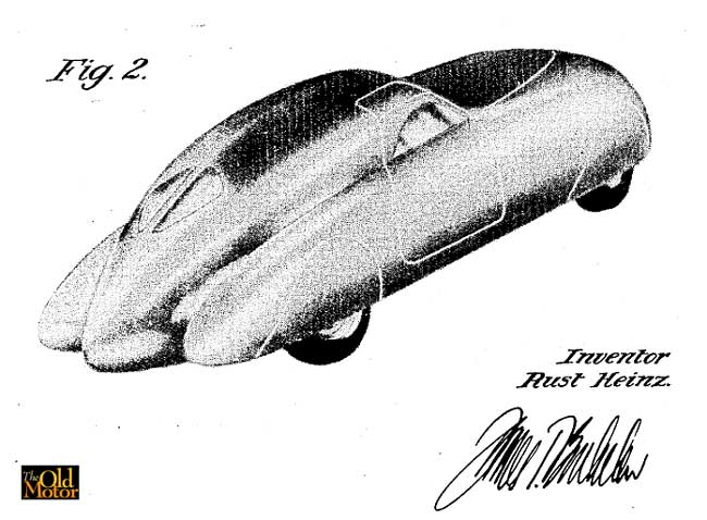Phantom Corsair Patent II