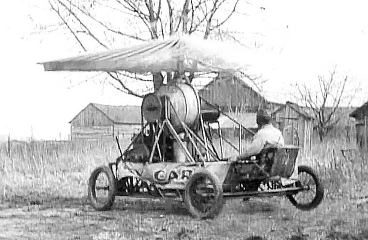 Pitts Skycar