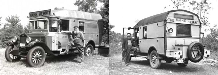 The Maine Hermit Motorhome