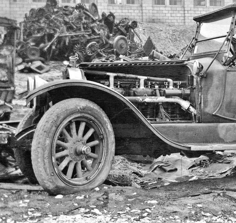 1913 Packard Series 2-48 Roadster