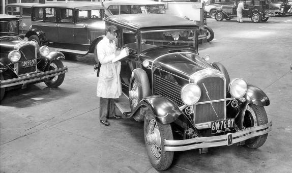 1929 Marmon Sedan