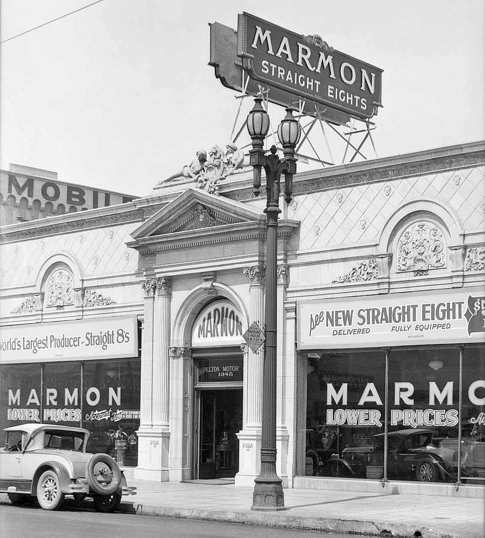Marmon Uses Isotta-Fraschini Thunderbolt Symbol To Spark