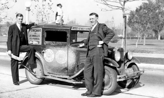 1930 American Austin Record Run