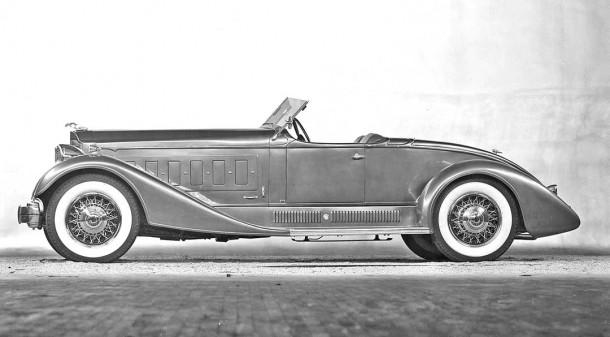 1933 Packard Macauley Speedster