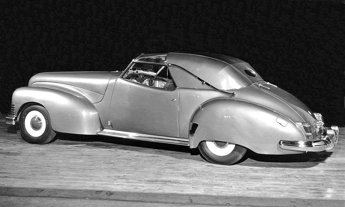 The Three Lives of Edward Macauley s Sleek Packard Phantom