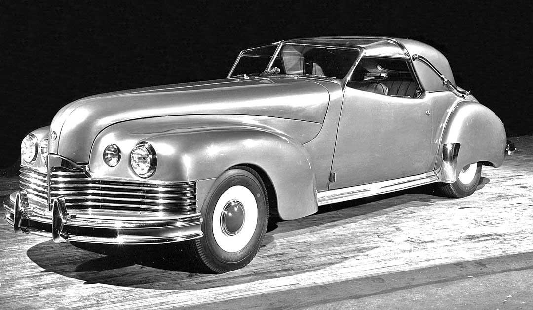 The Three Lives of Edward Macauley\'s Sleek Packard Phantom | The Old ...