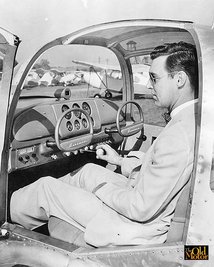 What Were They Thinking? Flying Cars of the 1940s | The Old Motor