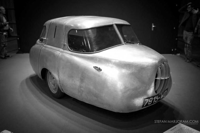 1947 Rhomboid Car II