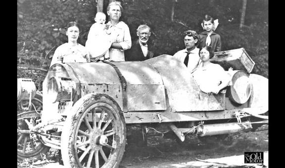 Circa-1910 Stevens-Duryea Speedster