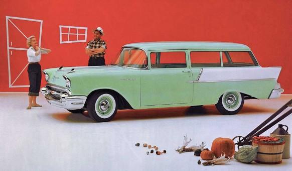 GM Photographic 1957 Chevrolet
