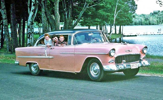 1950s Cars Kodachrome Images The Old Motor