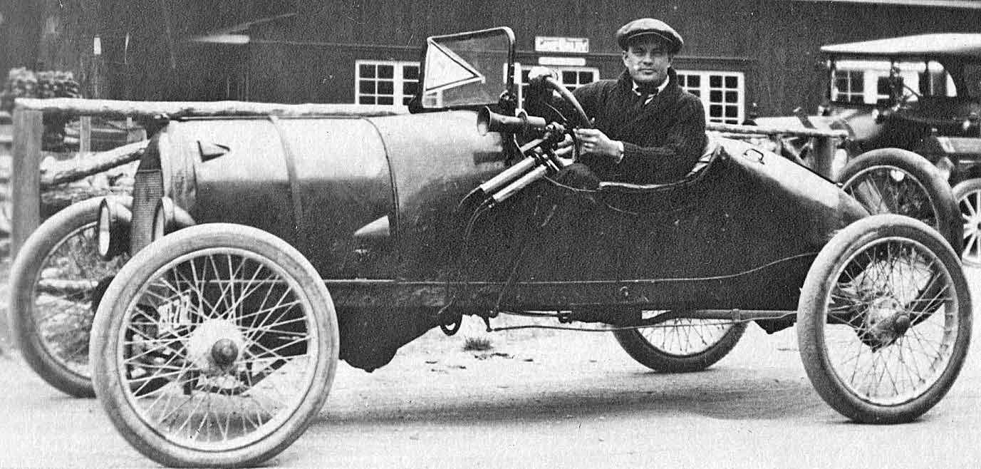 "America\'s First Hotrod – Model ""T"" Speedsters and Racing Cars 