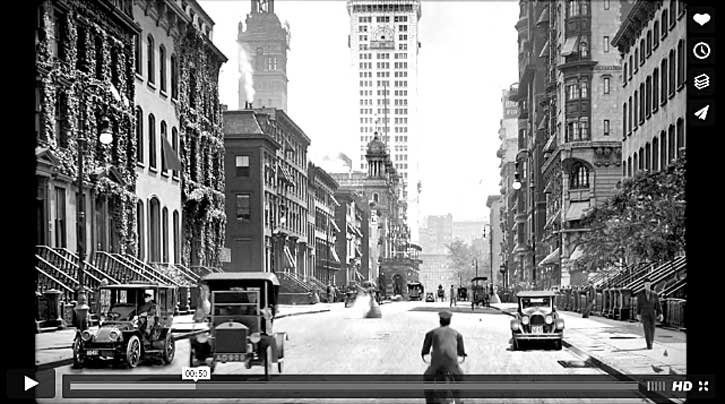 essays on the history of new york city
