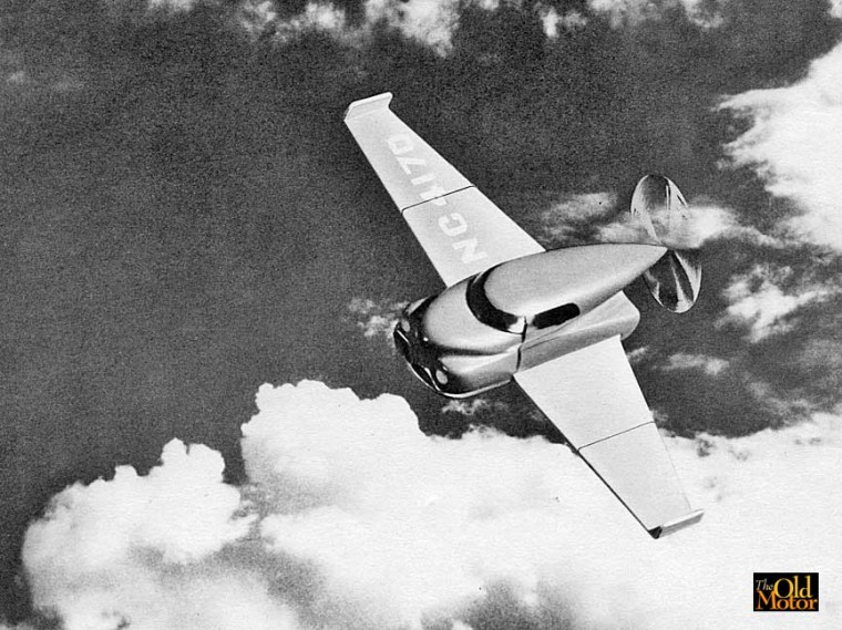 Norman Bel Geddes' Flying Car