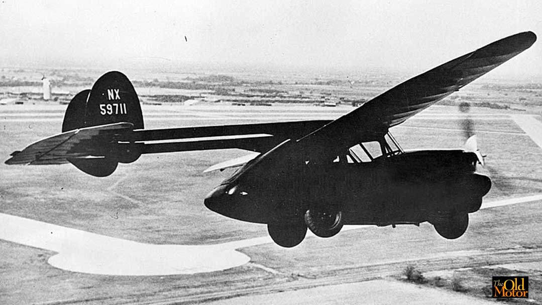 Flying Cars Of The 1940s