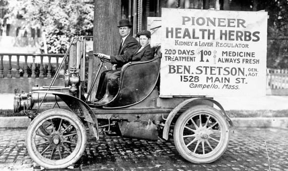 1906-'08 Cadillac