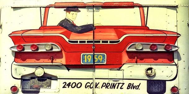 1959 Edsel by LeBro Lincoln-Mercury - I