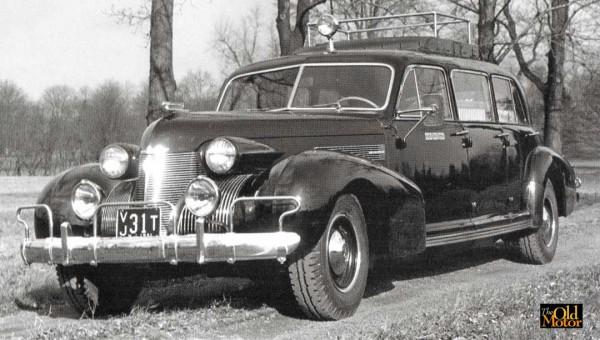 Geraldine Rockefeller Dodge Show Dog Car