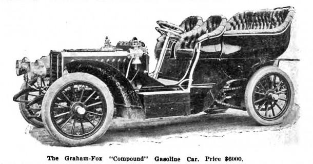 Graham-Fox Compound Car