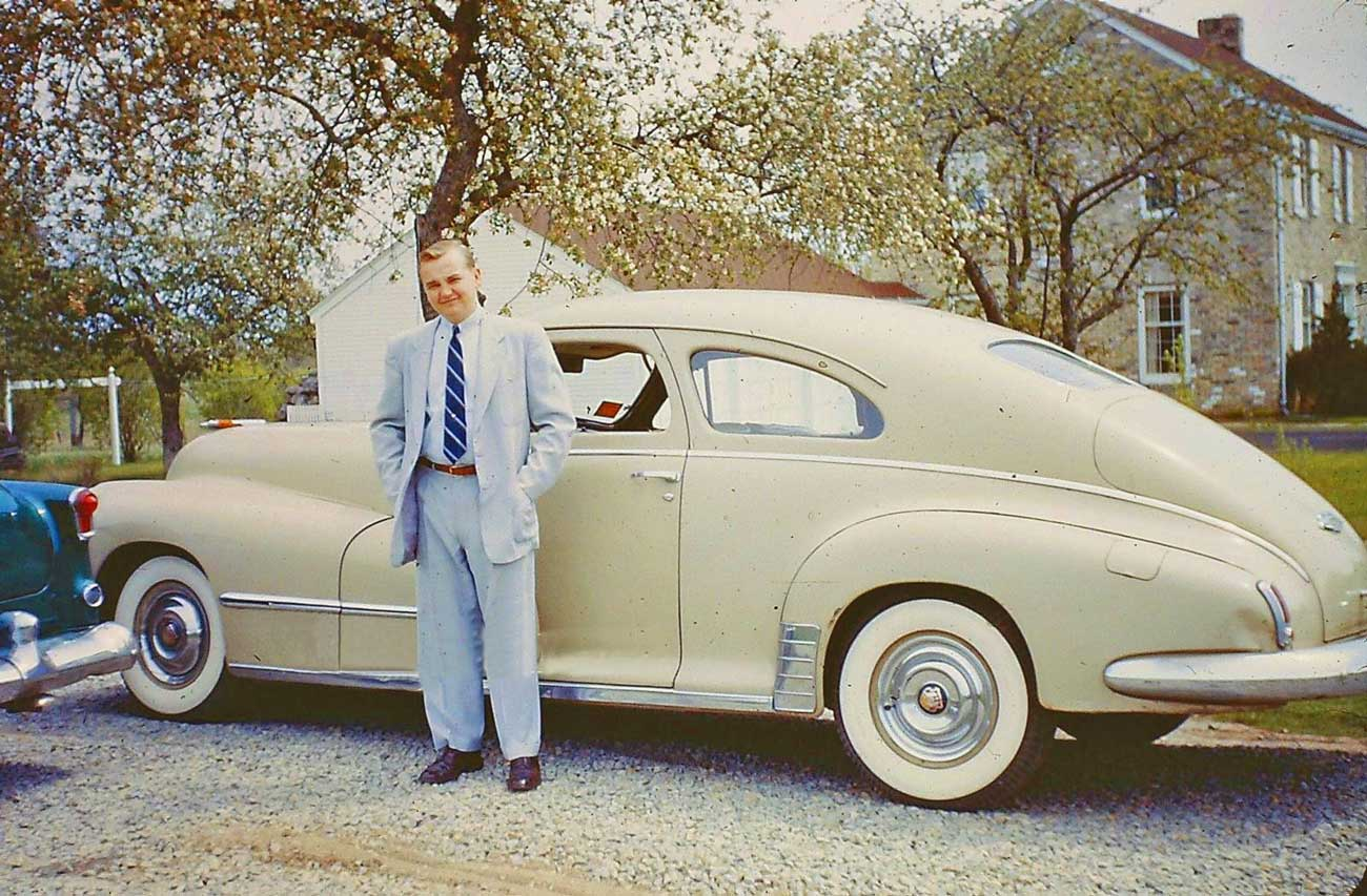 Five Fun 1940s, 1950s, and 1960s Friday Kodachrome Car Images | The ...