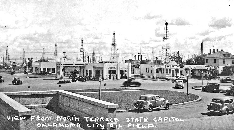 Vintage Oil Gas 6