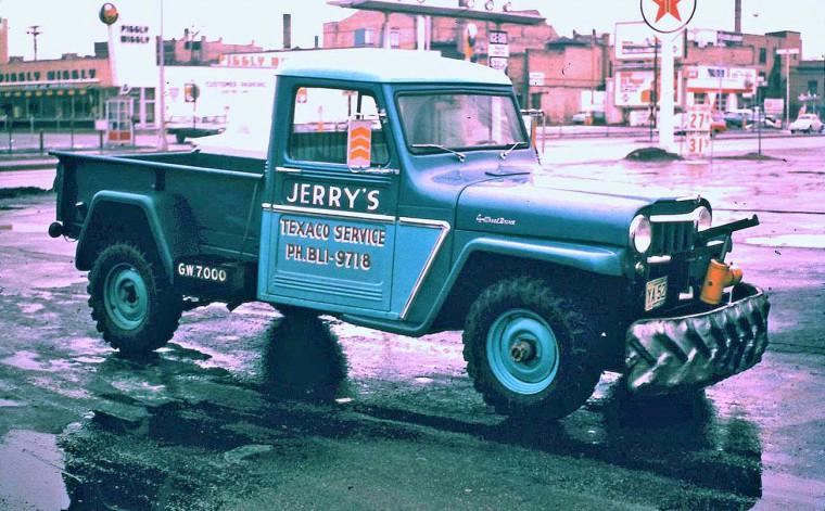 1950-1960s Jeep Pickup Truck