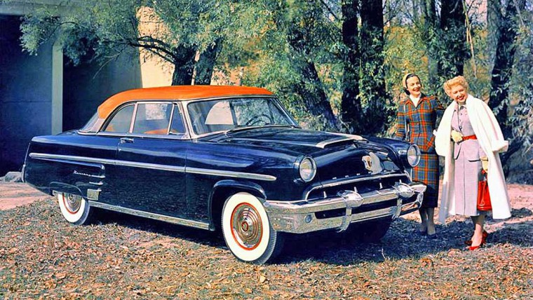 1950s Mercury Hardtop