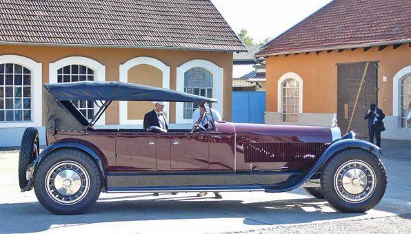 Bugatti Prototype Replica