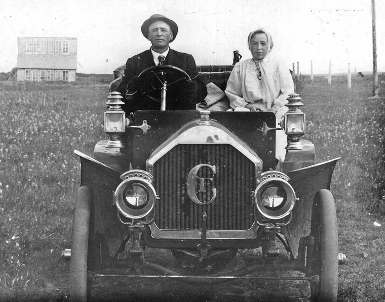 Circa 1906-'08 Touring Car