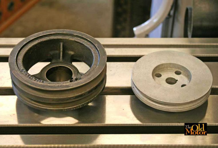 Judson Supercharger Drive Pulleys