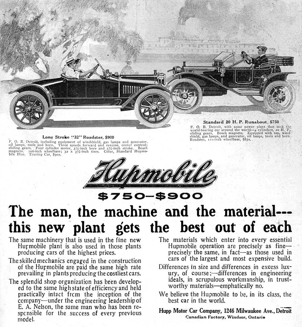 "Shade Tree Mechanics and a Hupmobile Model ""32"" | The Old Motor"