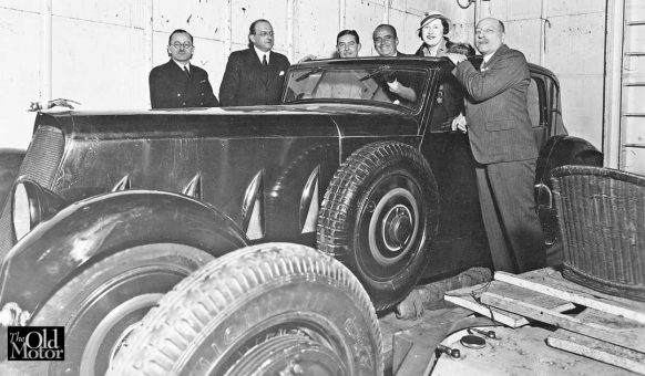 André Dubonnet and Mystery Car I