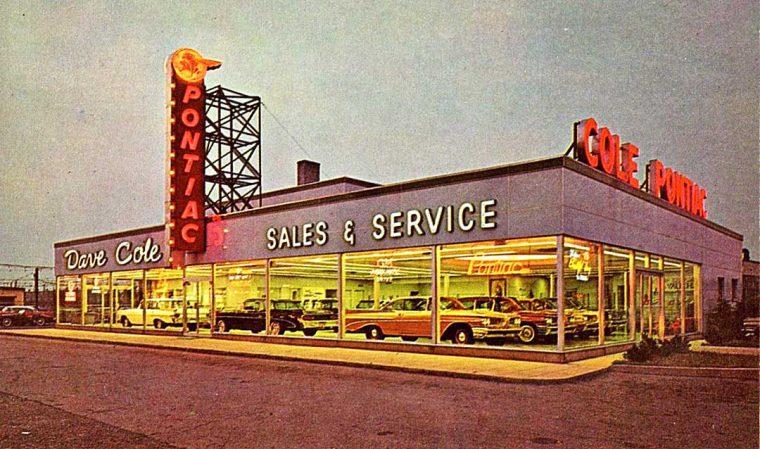 Dave Cole Pontiac 1959
