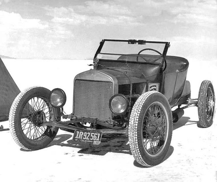 "Roy ""Multi"" Aldrich's Model %22T%22 Ford"
