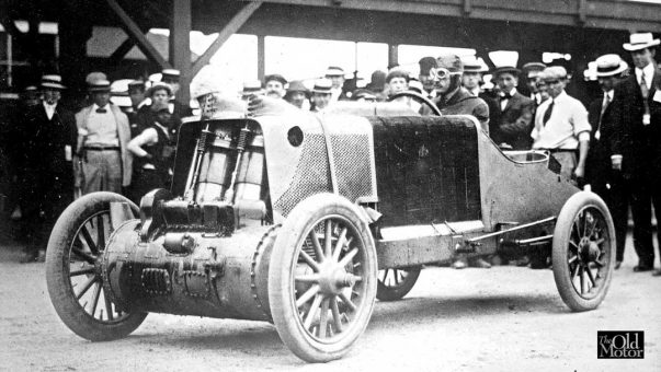 Walter Christie V-4 Racing Car 1907
