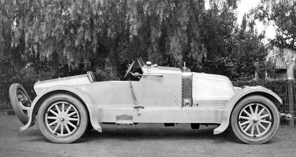 1910s Custom Bodied Keeton or Renault