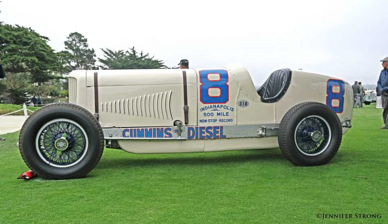 1931 Duesenberg Cummins Diesel Special I
