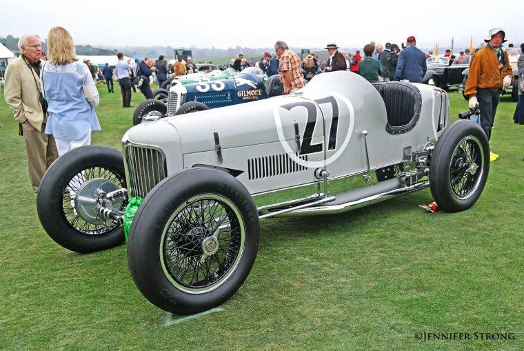 1931 Harry Miller V-16 Special