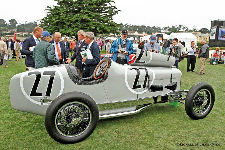 1931 Harry Miller V-16 Special II