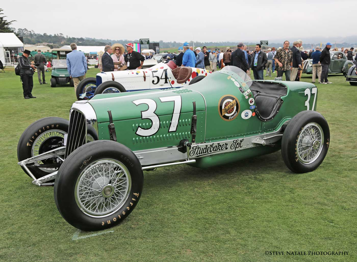 Two-Man Indianapolis Racing Cars Star at Pebble Beach | The Old Motor