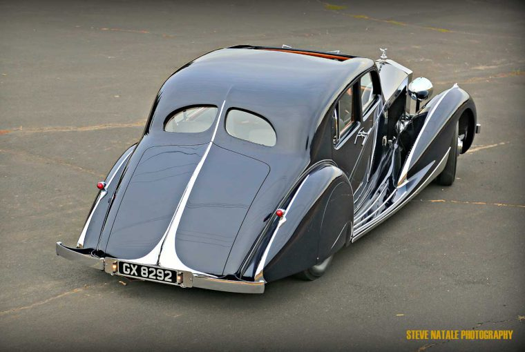1932 Rolls-Royce Phantom ll Continental Berline Figoni et Falaschi 1