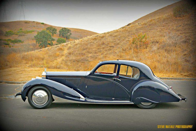 1932 Rolls-Royce Phantom ll Continental Berline Figoni et Falaschi 12